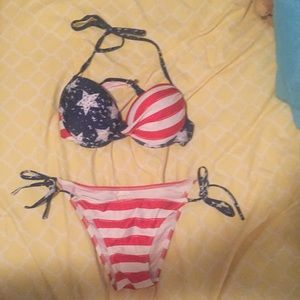 Other - 4th of July swimsuit